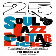 25 jazz soul licks carre