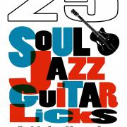 25 jazz soul licks PDF eBook with tabs