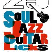 25 jazz soul licks PDF eBook with tabs