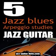 5 jazz blues arpeggio studies facebook