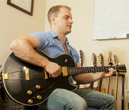 Chris Primeau guitar lessons