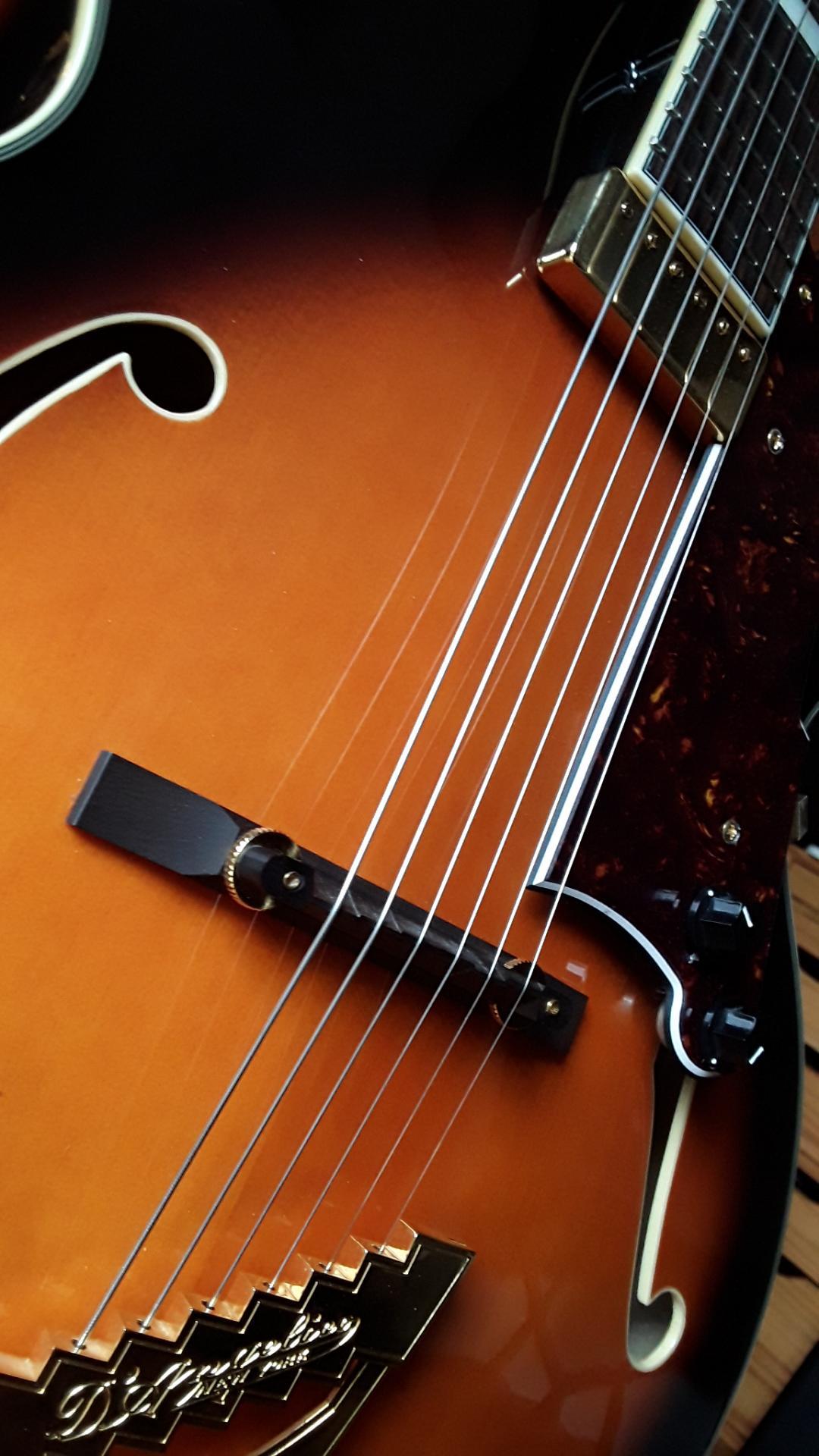 D'angelico EXL1 - jazz guitar
