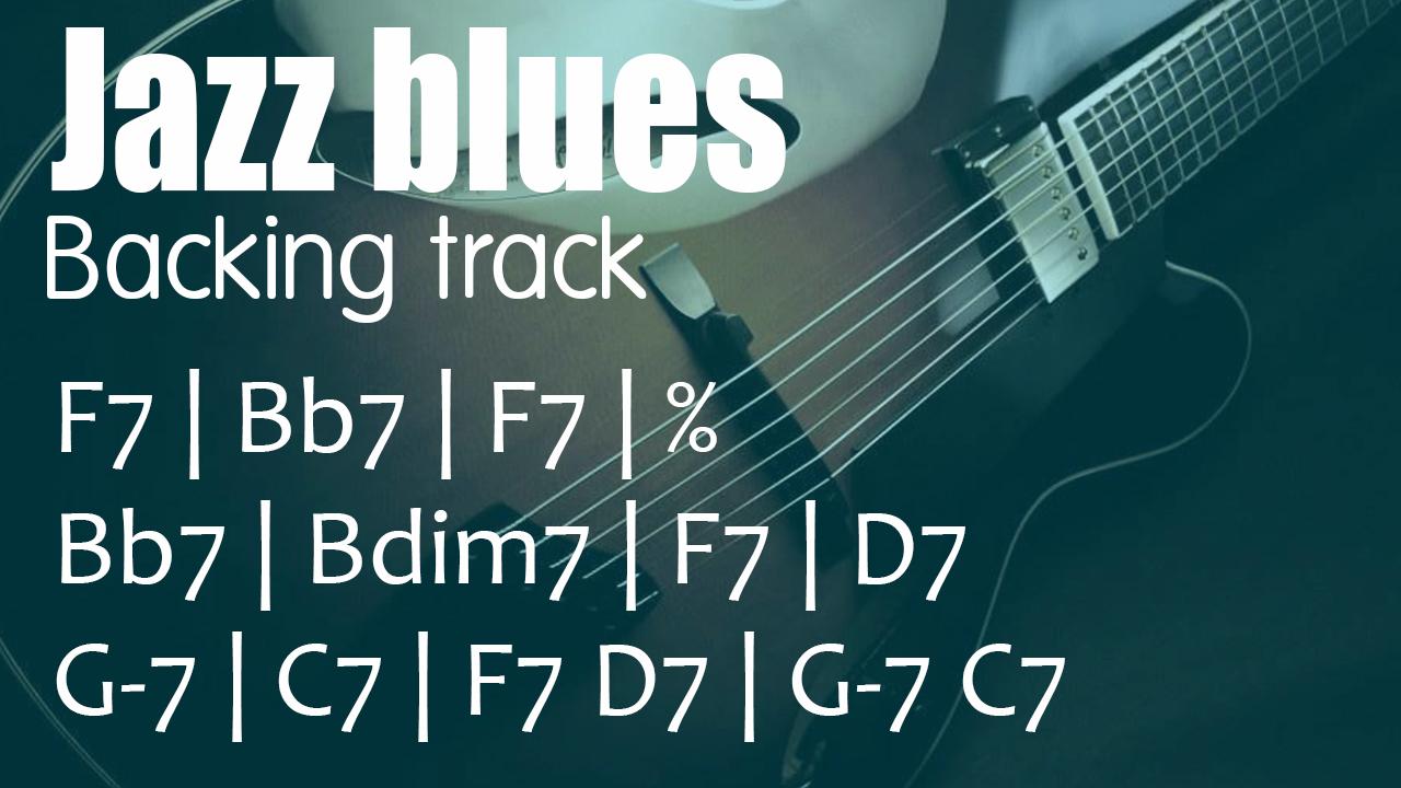 Jazz Backing Tracks Jamtracks And Play Alongs To Practice