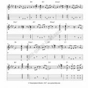 In a mellow tone kenny burrell guitar tabs 1