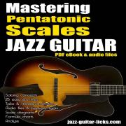 Mastering the pentatonic scales carre