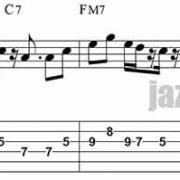 Pat martino jazz guitar solo transcription on sunny