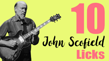 10 john scofield jazz guitar licks