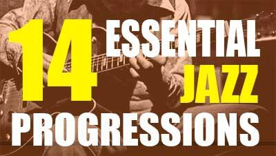 14 essential jazz progressions