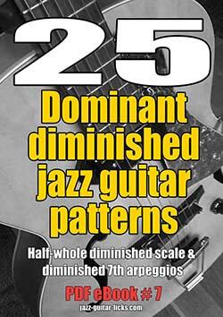 25 dominant diminished patterns ebook pdf