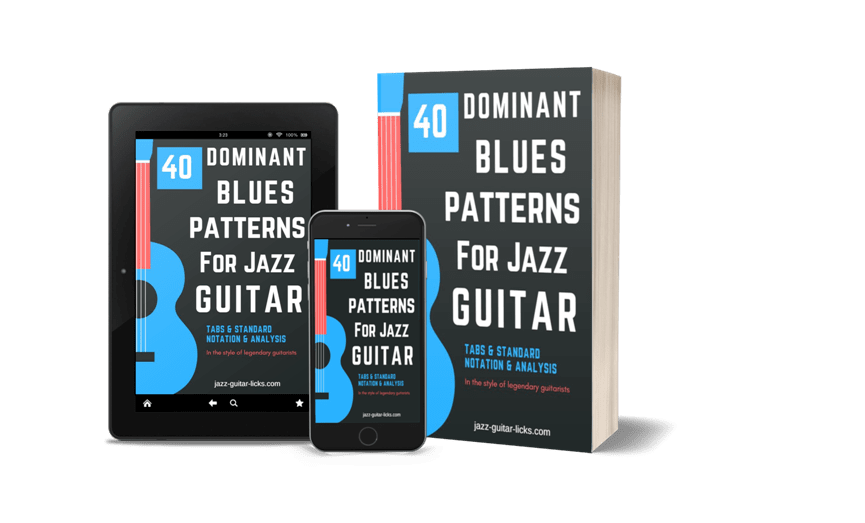 40 jazz blues licks guitar pdf ebook