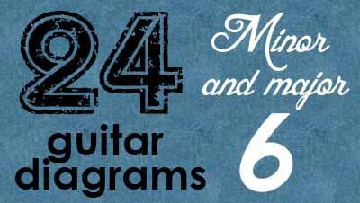 6 chords