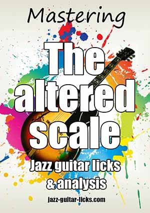 Mastering the altered scale eBook PDF method booklet