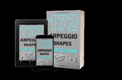 Arpeggios for guitar pdf method