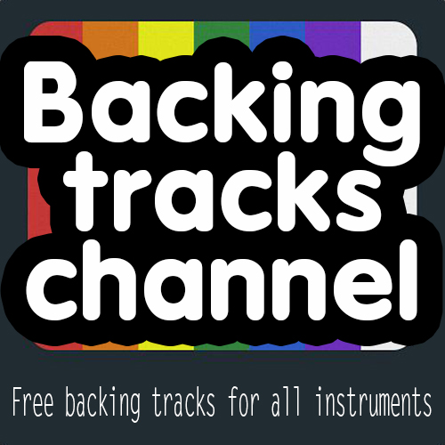 Jazz Backing Tracks, Jam Tracks & play-alongs
