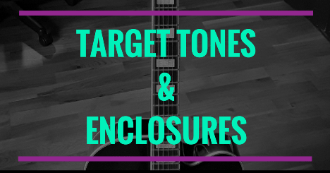 Enclosures and target tones