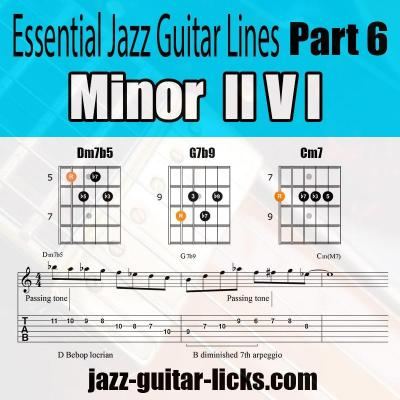 Essential jazz lines part 6