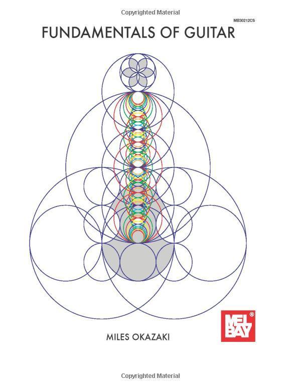 Fundamentals of the guitar by miles okazaki