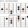 Ionian augmented sharrp 2 guitar