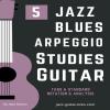 Jazz blues arpeggios 5 studies carre
