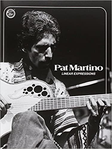 Linear expressions by pat martino