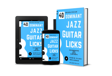 Mixolydian jazz guitar licks exercises pdf method