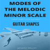 Mode of the melodic minor scale tumbnail
