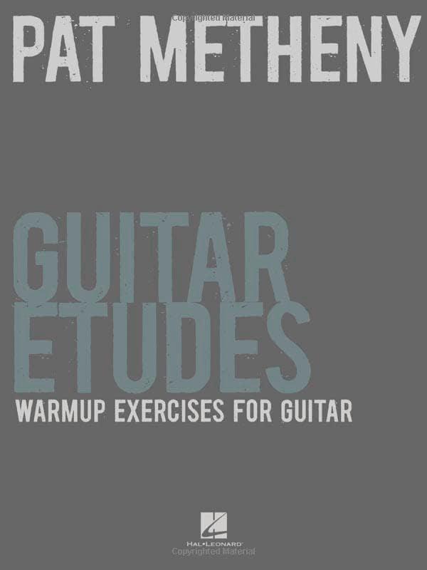 Pat metheny guitar exercises