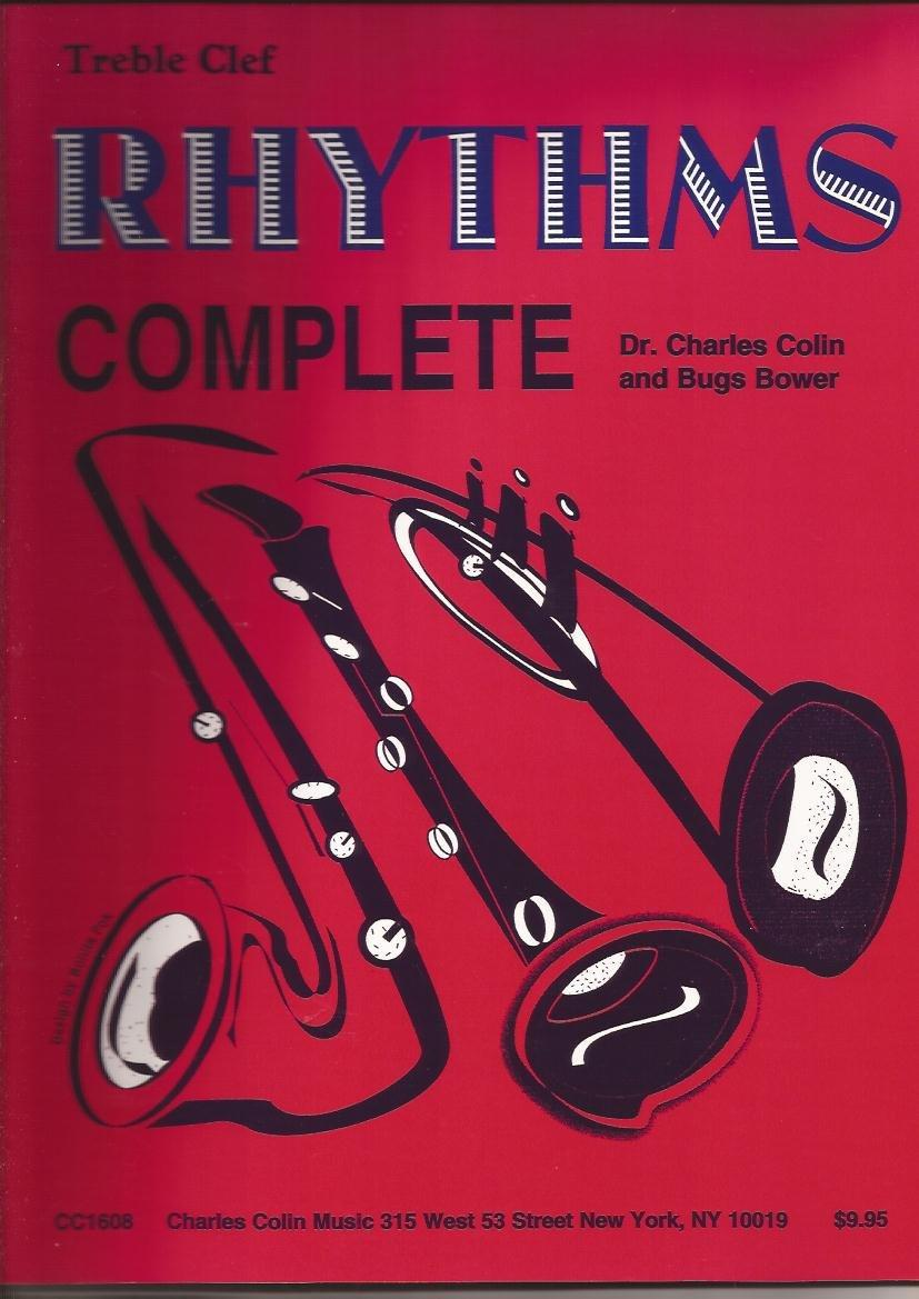 Rhythms complete by dr charles colin and bugs bower