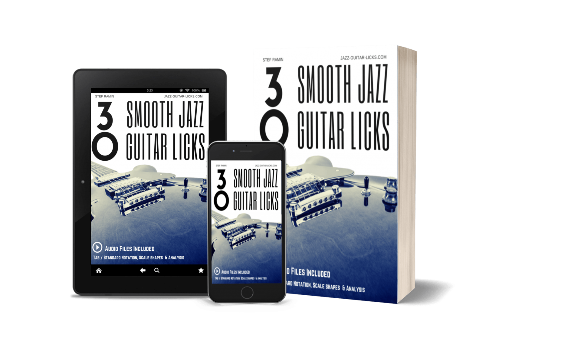 Smooth jazz guitar pdf ebook method