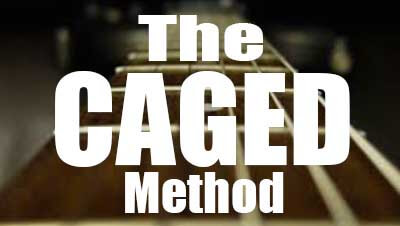 The CAGED method - Guitar lesson